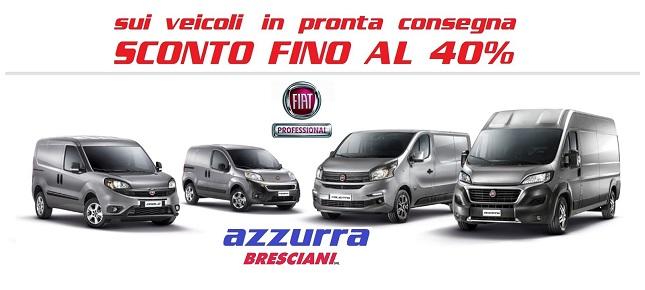 Fiat Professional in pronta consegna